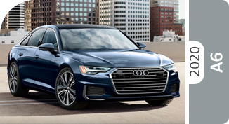 2020 Audi A6 Model Comparisons at McKenna Audi