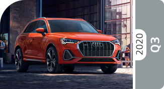 2020 Audi Q3 Model Comparisons at McKenna Audi