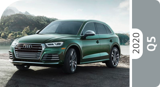 2020 Audi Q5 Model Comparisons at McKenna Audi
