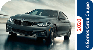 Compare the 2020 BMW 4 Series Gran Coupe models with other competitive models and vehicle makes.