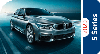 Compare the 2020 BMW 5 Series models with other competitive models and vehicle makes.
