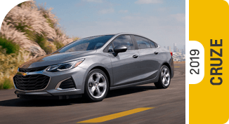 Compare new 2019 Chevrolet Cruze vs Competitive Makes & Models