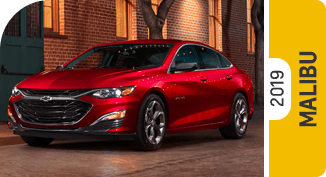 Compare new 2019 Chevrolet Malibu vs Competitive Makes & Models