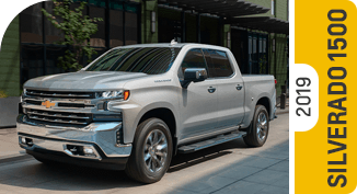 Compare new 2019 Chevrolet Silverado 1500 vs Competitive Makes & Models