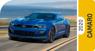 2020 Chevrolet Camaro Comparisons