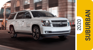 Compare new 2019 Chevrolet Suburban vs Competitive Makes & Models