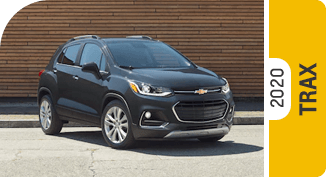 2020 Chevrolet Trax Comparisons