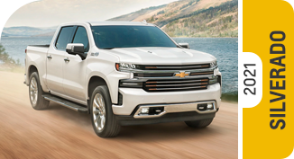 2021 Chevrolet Silverado 1500 Comparisons