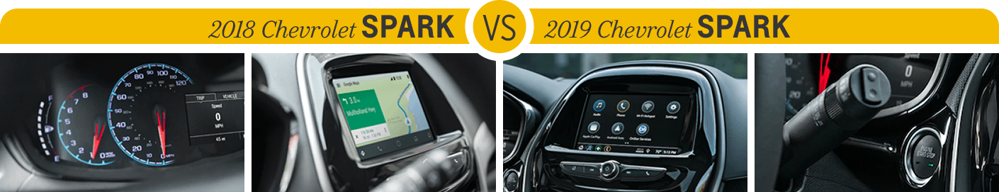 Learn How the New 2019 Chevy Spark is Even Better than the