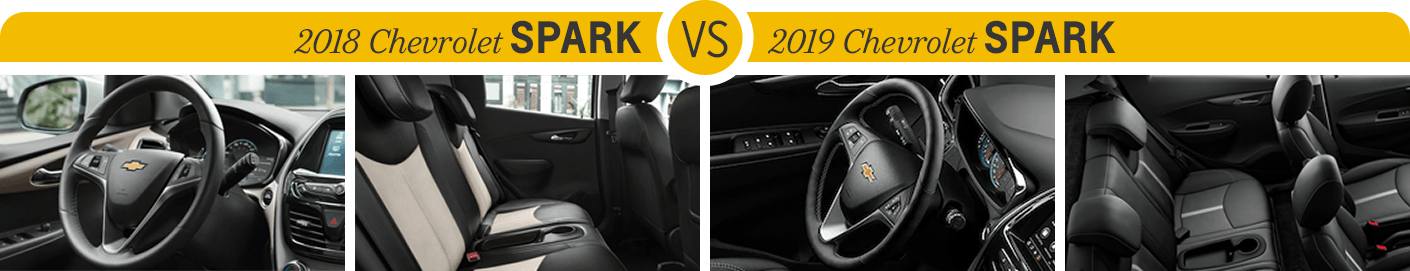 Learn How The New 2019 Chevy Spark Is Even Better Than The 2018 Model