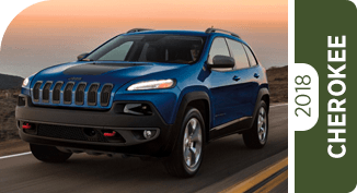 Compare the Jeep Cherokee to the Competition at Griegers Motors in Valparaiso, IN