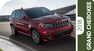 Compare the Jeep Grand Cherokee to the Competition at Griegers Motors in Valparaiso, IN