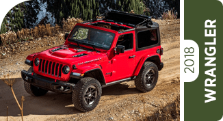 Compare the Jeep Wrangler to the Competition at Griegers Motors in Valparaiso, IN