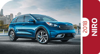 Click to compare each 2018 Kia Niro comparison