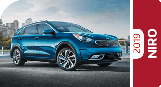 Click Below For More Information About 2019 KIA Niro Comparisons
