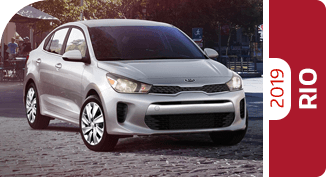 Click Below For More Information About 2019 KIA Rio Comparisons