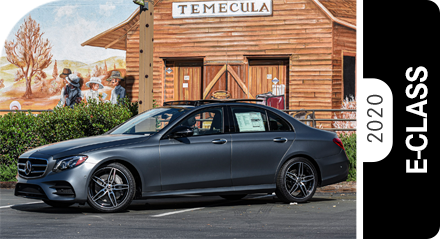 Review Our 2020 Mercedes-Benz E-Class Model Comparisons in Temecula, CA
