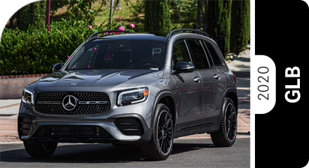 Review Our 2020 Mercedes-Benz GLB Model Comparisons in Temecula, CA