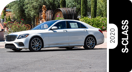 Review Our 2020 Mercedes-Benz S-Class Model Comparisons in Temecula, CA