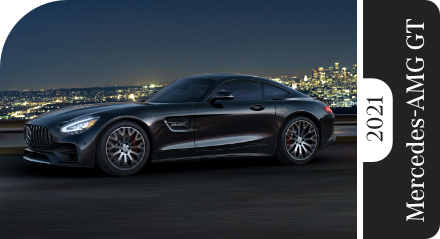 Review Our 2021 Mercedes-Benz AMG® GT Model Comparisons in Temecula, CA