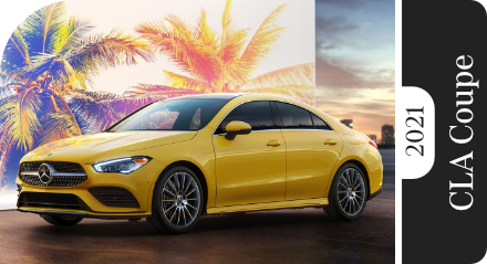 Review Our 2021 Mercedes-Benz CLA Coupe Model Comparisons in Temecula, CA