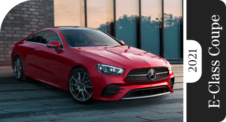 Review Our 2021 Mercedes-Benz E-Class Coupe Model Comparisons in Temecula, CA