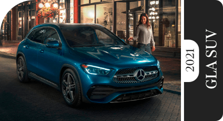 Review Our 2021 Mercedes-Benz GLA SUV Model Comparisons in Temecula, CA