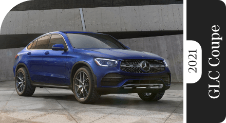 Review Our 2021 Mercedes-Benz GLC Coupe Model Comparisons in Temecula, CA