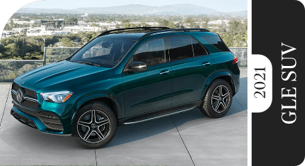 Review Our 2021 Mercedes-Benz GLE SUV Model Comparisons in Temecula, CA
