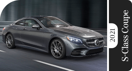 Review Our 2021 Mercedes-Benz S-Class Coupe Model Comparisons in Temecula, CA