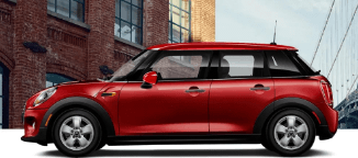 Compare the 2020 MINI 4DR Hardtop with other models & makes.
