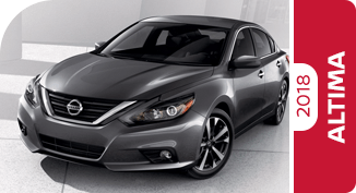 Compare New 2018 Nissan Altima vs Competitive Makes & Models