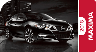 Compare New 2018 Nissan Maxima vs Competitive Makes & Models