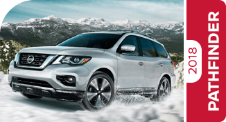 Compare New 2018 Nissan Pathfinder vs Competitive Makes & Models