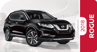 Compare New 2018 Nissan Rogue vs Competitive Makes & Models