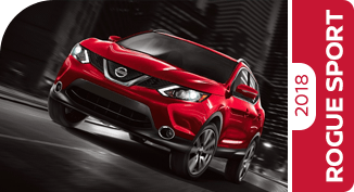 Compare New 2018 Nissan Rogue Sport vs Competitive Makes & Models