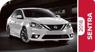Compare New 2018 Nissan Sentra vs Competitive Makes & Models