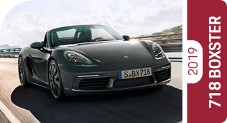 Click on each comparison of the 2019 Porsche 718 Boxster to learn more at Porsche Chandler in Chandler, AZ
