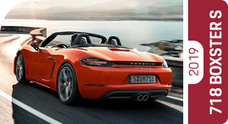 Click on each comparison of the 2019 Porsche 718 Boxster S to learn more at Porsche Chandler in Chandler, AZ