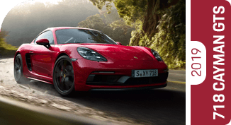 Click on each comparison of the 2019 Porsche 718 Cayman GTS to learn more at Porsche Chandler in Chandler, AZ
