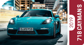 Click on each comparison of the 2019 Porsche 718 Cayman S to learn more at Porsche Chandler in Chandler, AZ