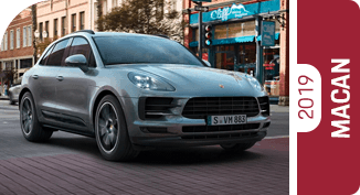 Click on each comparison of the 2019 Porsche Macan to learn more at Porsche Chandler in Chandler, AZ