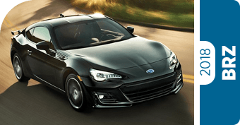 Compare New 2018 BRZ vs Competitive Makes & Models
