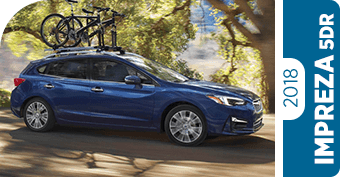 Compare New 2018 Impreza 5dr vs Competitive Makes & Models