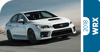 Compare New 2018 WRX vs Competitive Makes & Models