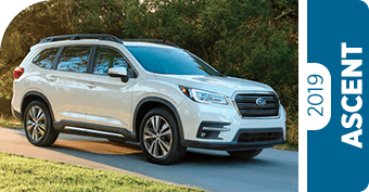 Compare The New 2019 Subaru Ascent Model vs Competitor Makes & Models