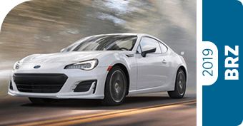 Click on each comparison of the 2019 Subaru BRZ to learn more at Nate Wade Subaru in Salt Lake City, UT