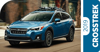 Compare the new 2019 Subaru Crosstrek Model to the Competition in San Bernardino, CA