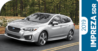 Compare the new 2019 Subaru Impreza 5dr Model to the Competition in San Bernardino, CA