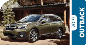 2019 Subaru Outback versus the Competition serving Sacramento, CA